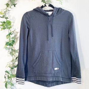 Adidas Black Pocket Pullover Hoodie